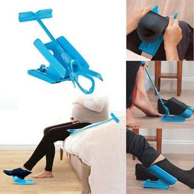 Sock Helper Will Help You Put Socks Comfortably