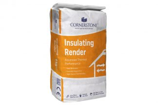 Cornerstone Insulating Render