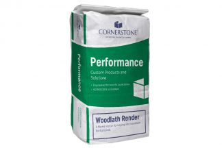 Cornerstone Woodlath Render