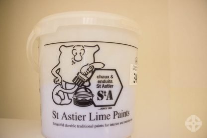St. Astier Lime Paint Tub