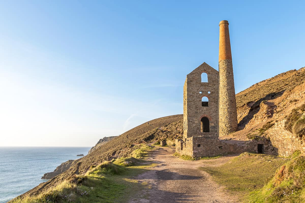 Engine House By Sea - Exposed Location