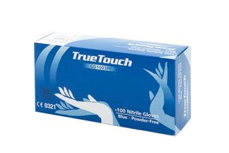 Truetouch Nitrile Disposable Gloves