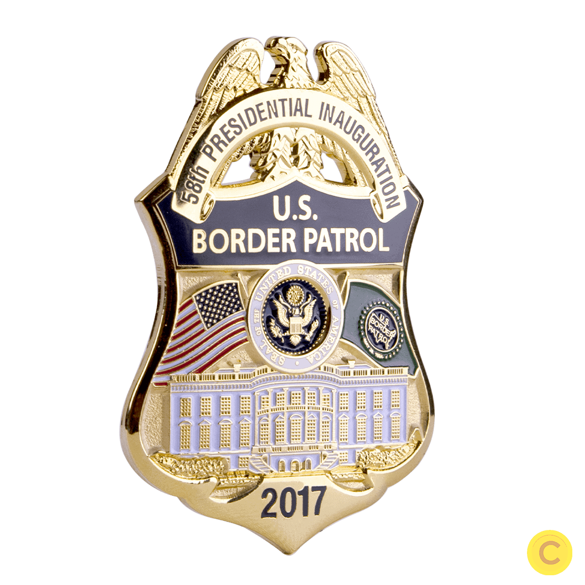 Government Agency Badges