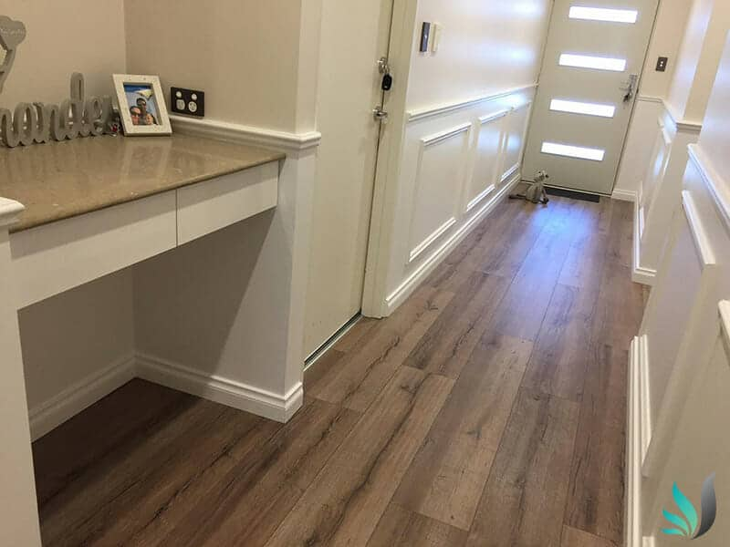 Custom Creations Perth WA - Wainscoting Wall Panelling Installation