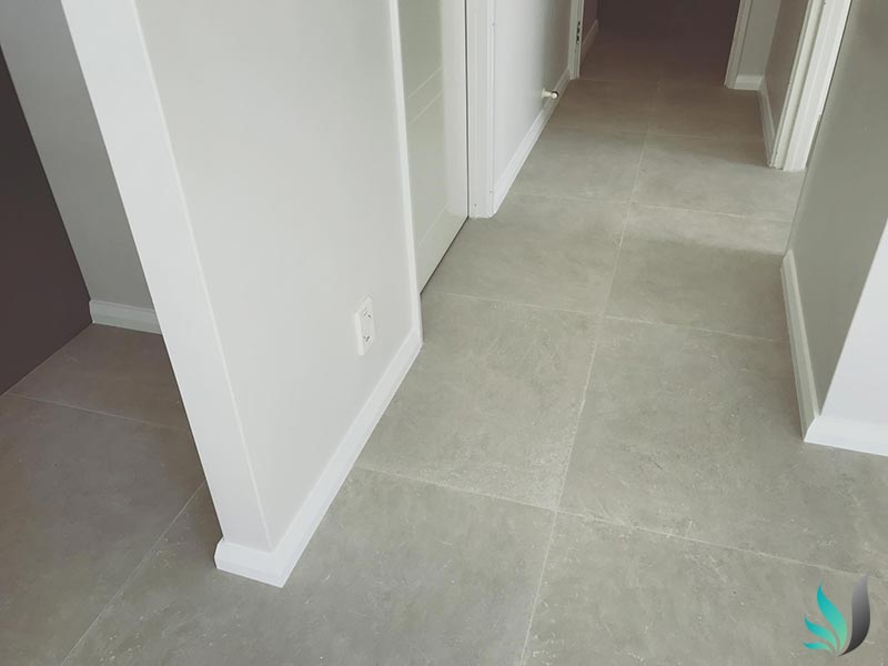 Custom Creations WA skirting boards Claremont Perth WA Kitchen hallway