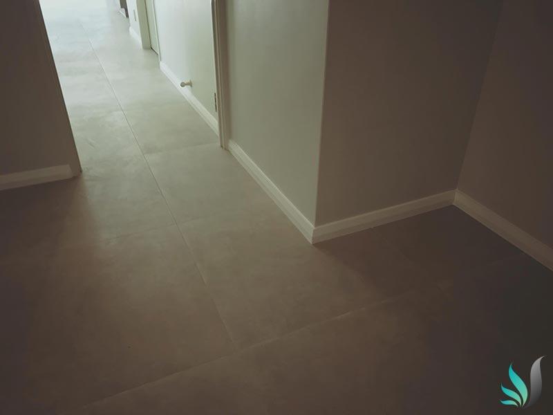 Custom Creations WA skirting boards Claremont Perth WA hallway
