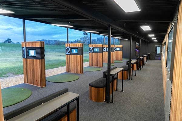 Delapre Golf Centre - The Green Room - Super 6