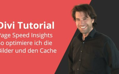 Divi Performance: Page Speed Insights optimieren
