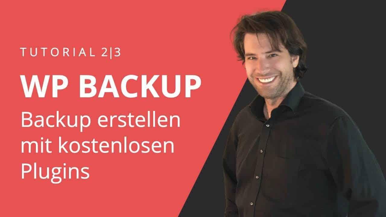 Ein WordPress Backup Plugin? Kostenlos?
