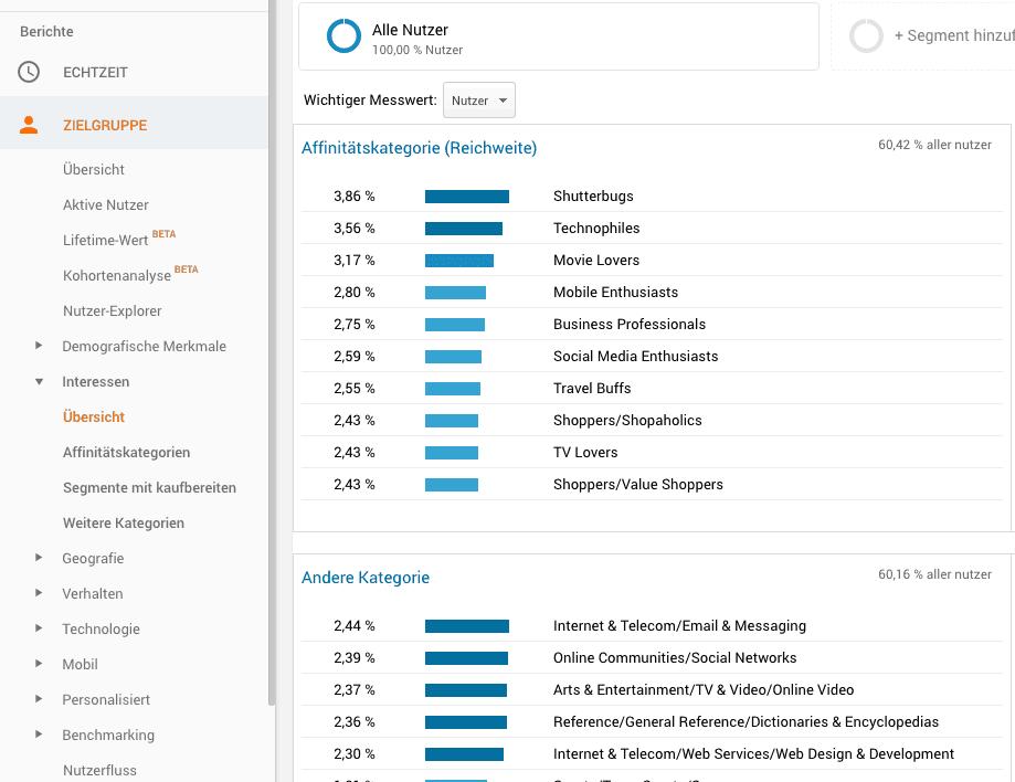 website analysieren-interessen