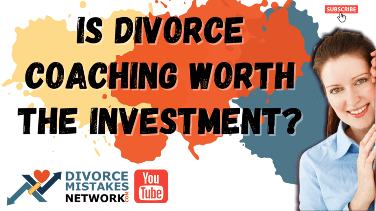 divorce coaching investment featured image
