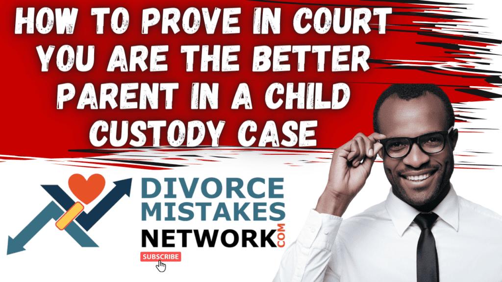 - Child Custody -
