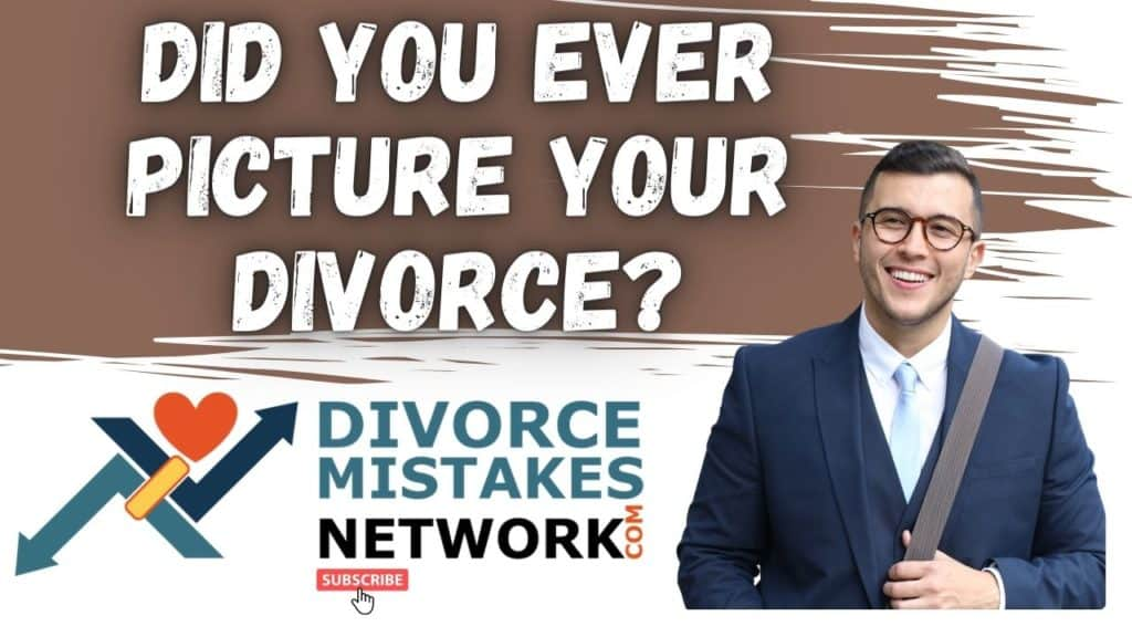 see yourself getting divorced