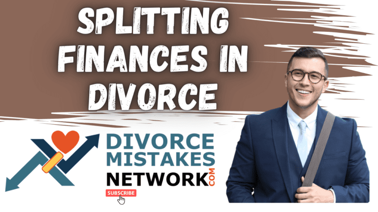 Could Splitting Finances in Divorce Be One of the Worse Projects Ever?