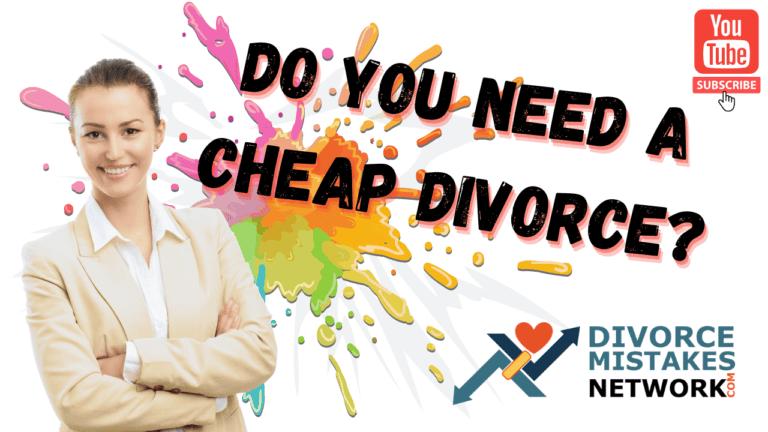 cheap divorce lawyer