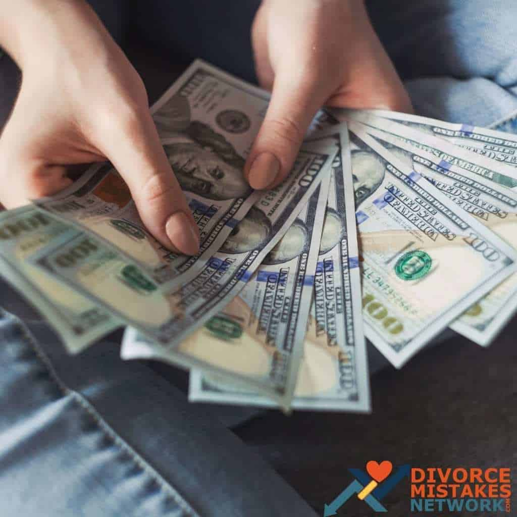 pay alimony after divorce