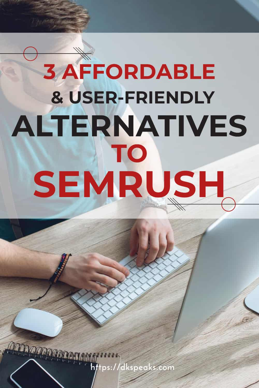 alternative to semrush