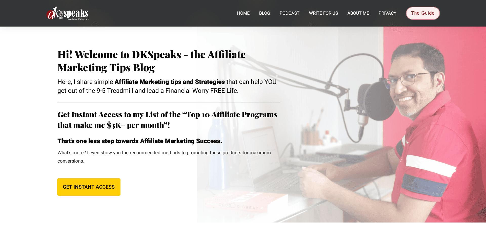 dkspeaks.com