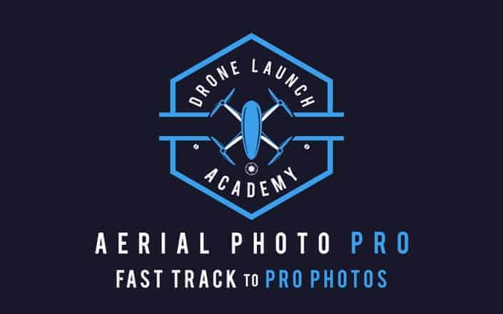 Drone launch aerial photo pro badge v1 | Drone Launch Academy | Lakeland, FL | Get Licensed To Fly Drones Commercially | Launch Your Drone Business!