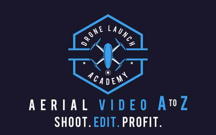 aerial video a to z logo | Drone Launch Academy | Lakeland, FL | Get Licensed To Fly Drones Commercially | Launch Your Drone Business!