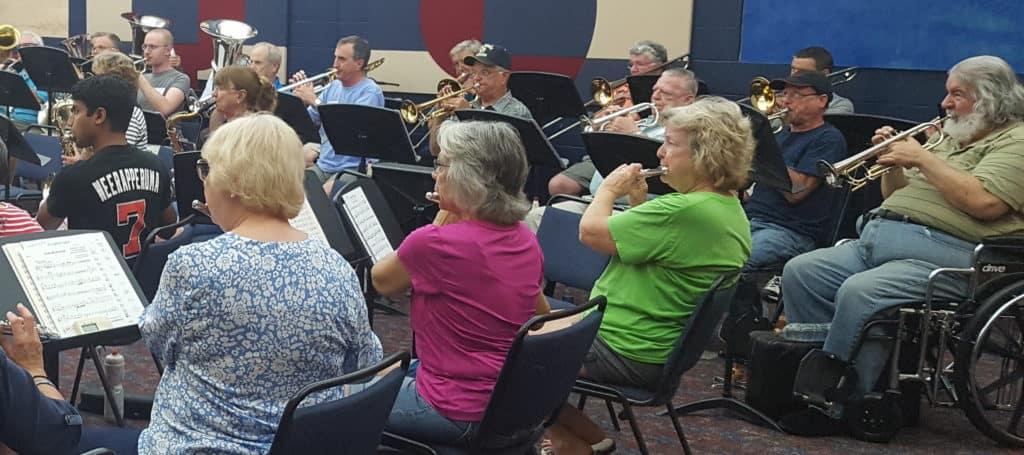 Tampa Bay Music Reading Workshop