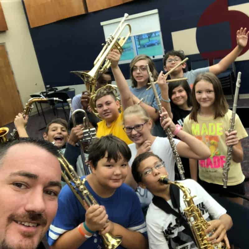 youth orchestra homeschool