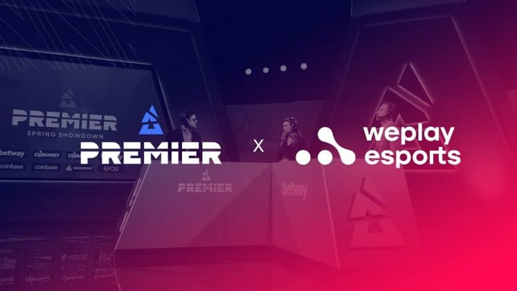 CS:GO: Blast Partners With WePlay For Russian Broadcast