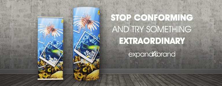 ExpandaBrand Blog - STOP Conforming and Try Something New