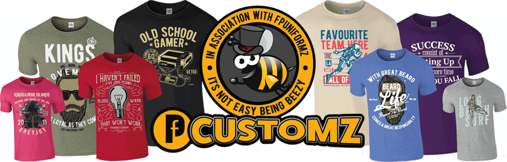 FPCustomz Personalised Garments