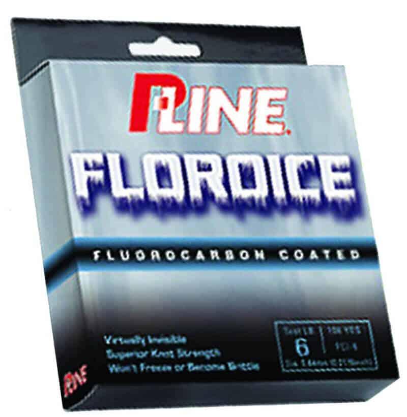 P-Line Floroice Clear Fishing Line