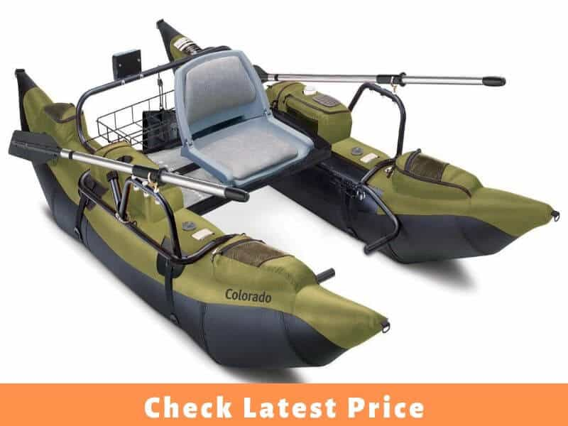 Classic Accessories Colorado Inflatable kayak