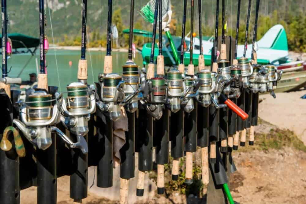 How to Store Fishing Rods?