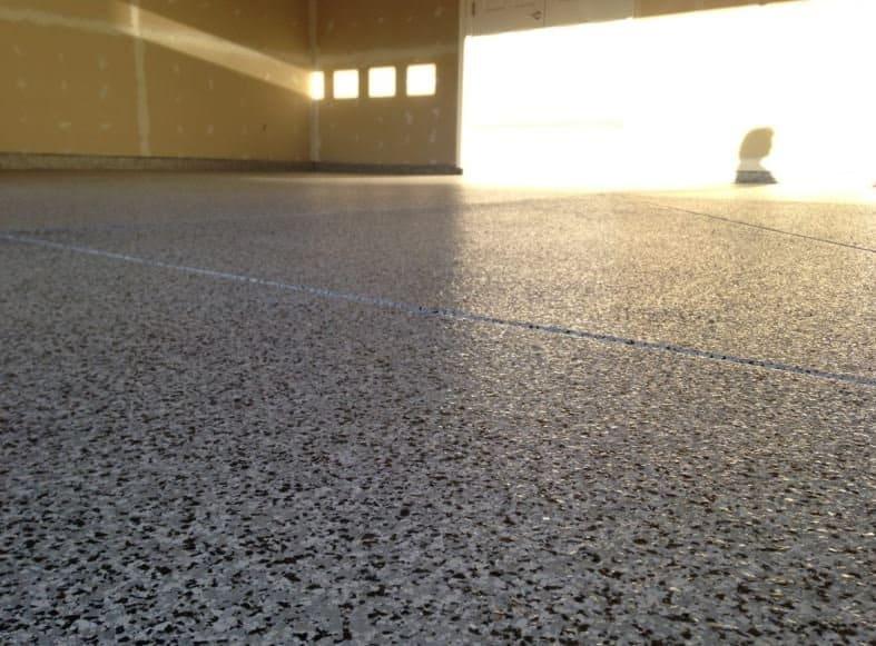 Garage Epoxy Flooring Reviews Benefits