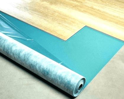 Best Underlayment for Vinyl Flooring   Floor Techie