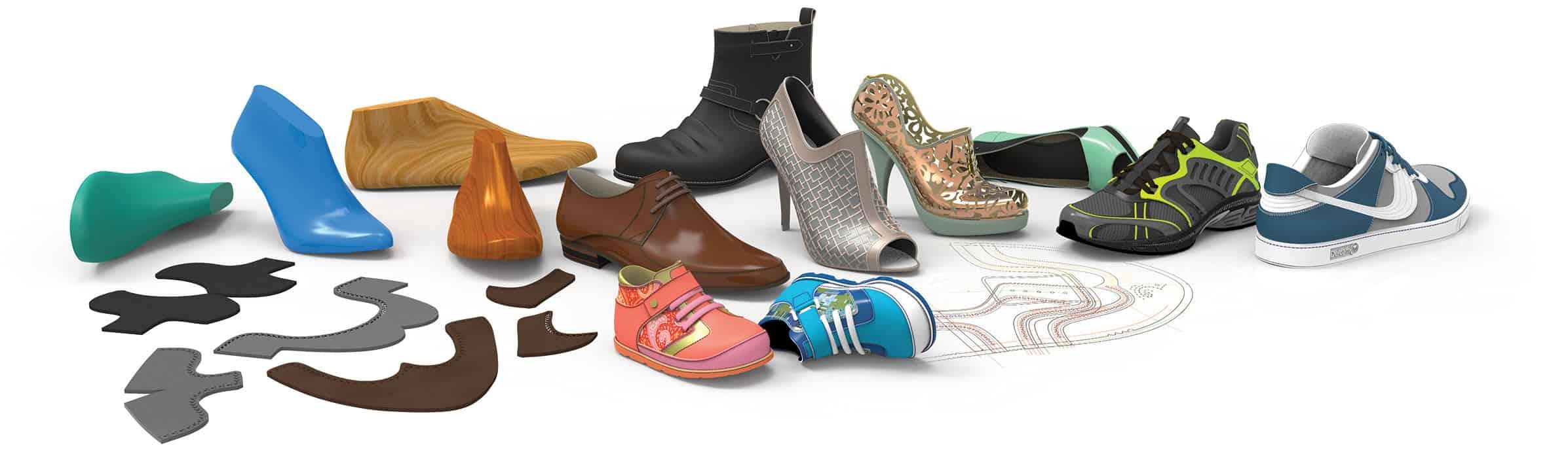 many shoe