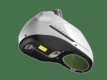 Zephyr II 3d scanner
