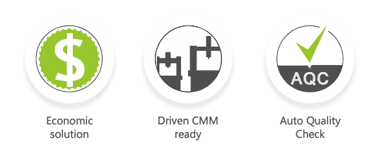 icon quality solano CMM
