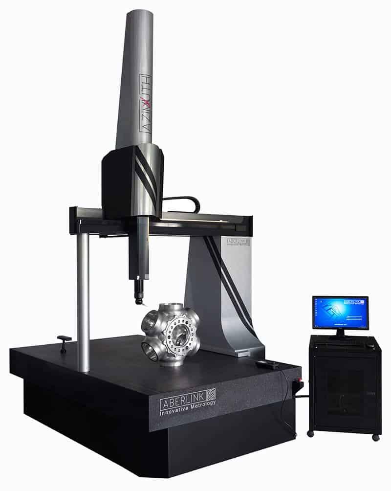 azimuth CMM machine