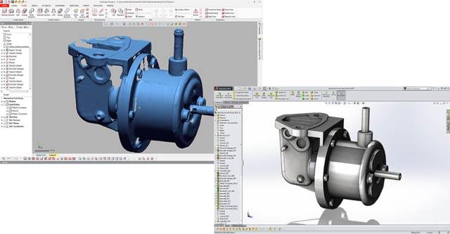 geomagic design x pipe sworks
