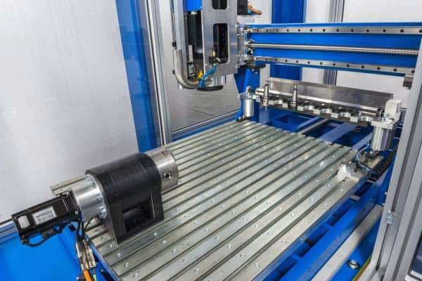 High speed 4-5 axis CNC machine