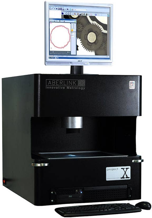 projectx optical shopfloor vision system