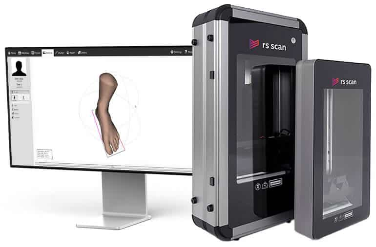 3d foot scanners iqube iqube mini