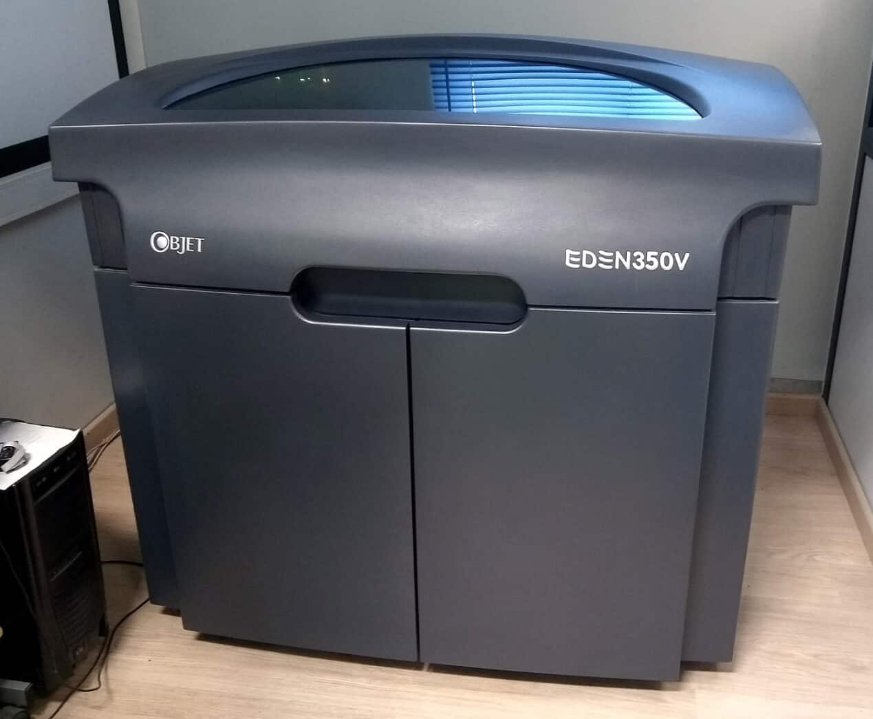 USED STRATASYS EDEN 3D PRINTER