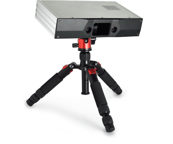 compact 3d scanner