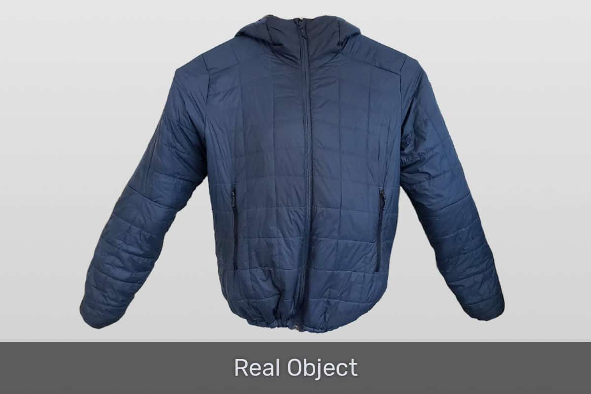 comparison h3 real object