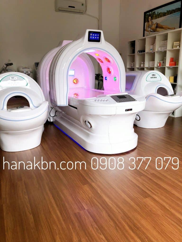 Phi thuyền tắm trắng hoàng gia chính hãng tại công ty HanaKBN