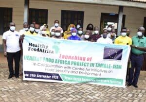 FSL Tamale: FSL launching event