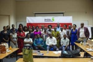 Food System Lab Lusaka members