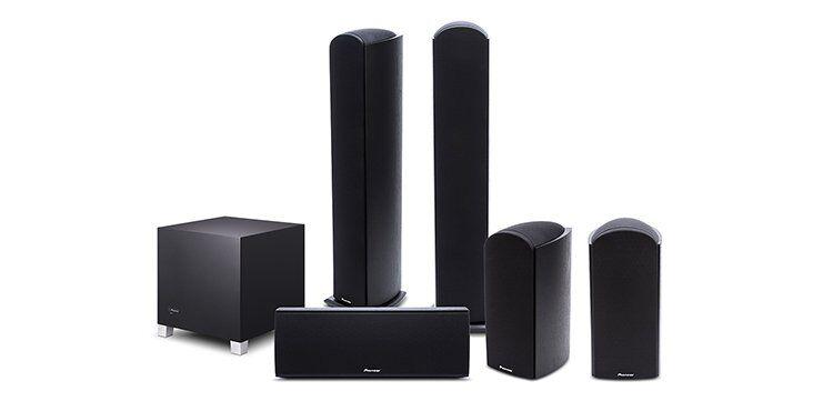 Pioneer Dolby Atmos Lautsprecher