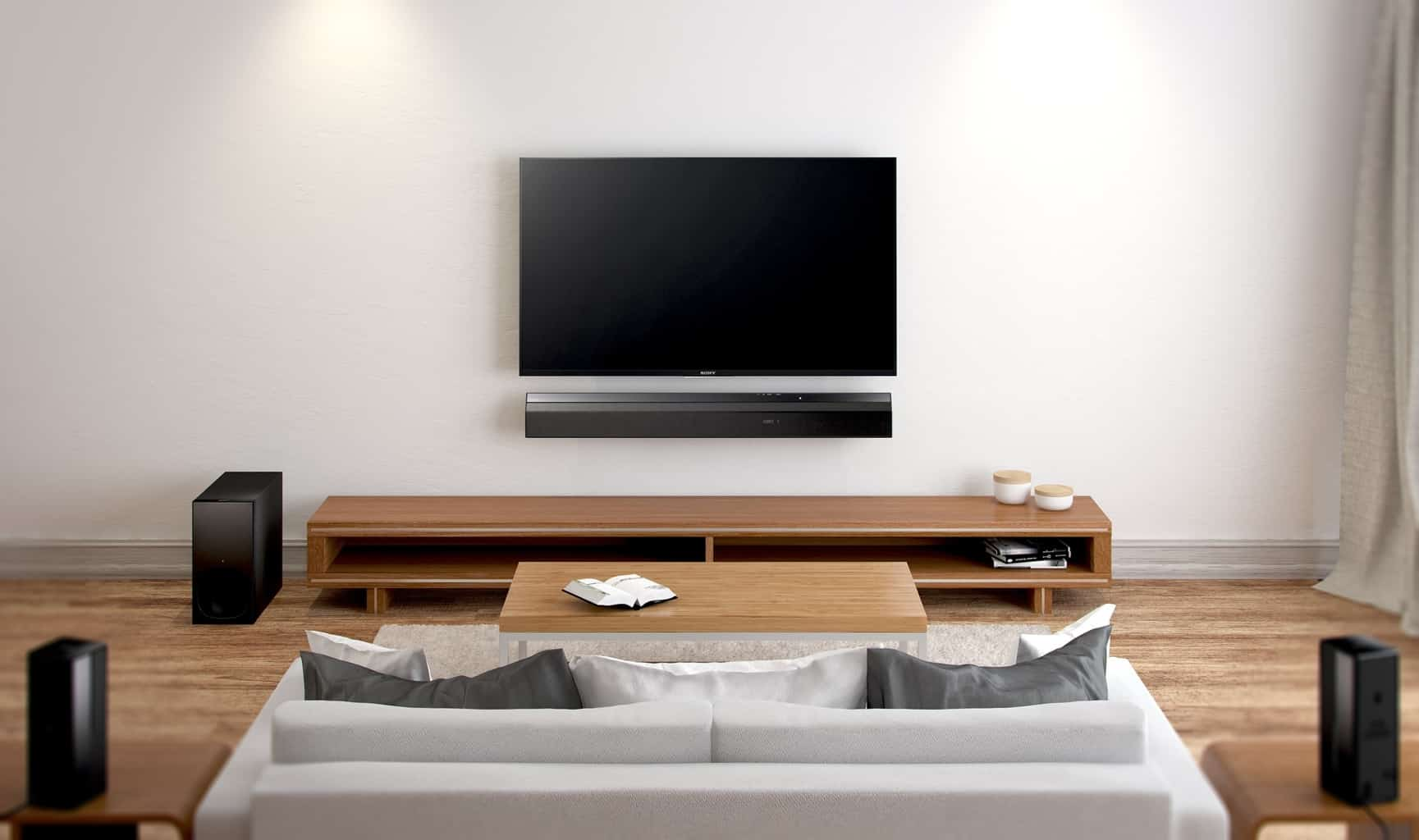 Sony HT-RT5 Surround-Soundbar